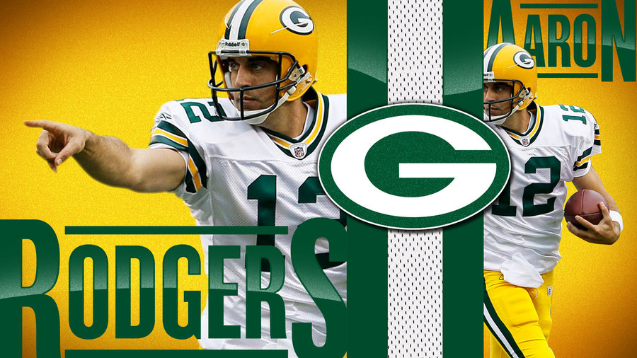 beauty babes aaron rodgers green bay packers has signed