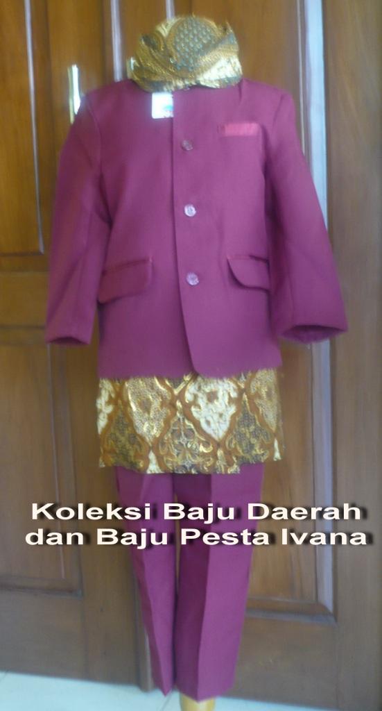 Artikel Tentang Baju Adat Jawa Tengah Barat Timur