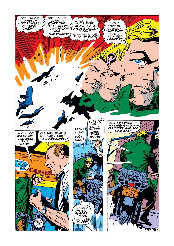 Captain America (1968) Issue #128 #42 - English 8