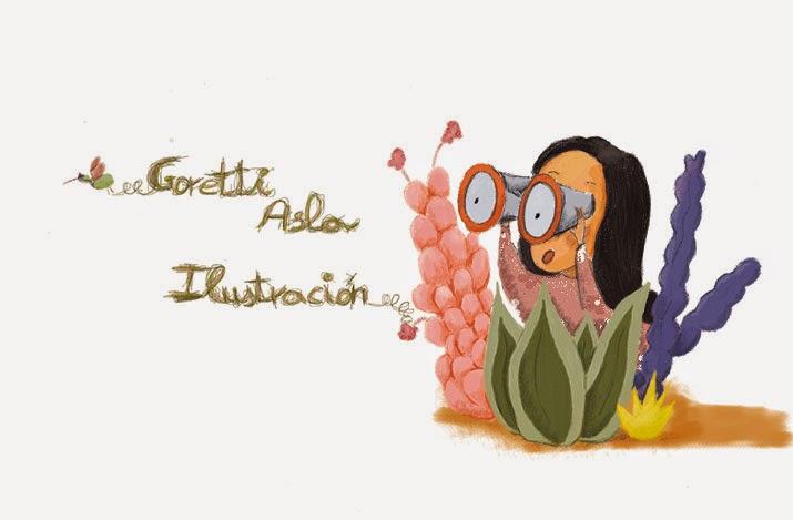 GoRetti AsLa IlusTración InFanTil