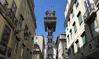 Elevador de Santa Justa de Lisboa