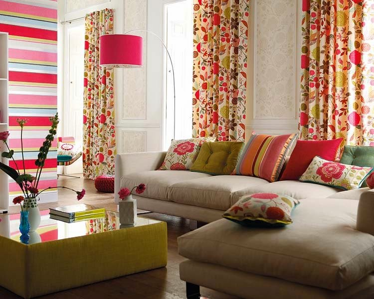 Textiles Hogar en Primavera