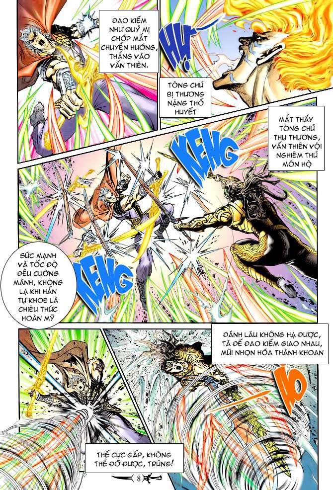 Thần Binh Huyền Kỳ I chap 146 Trang 8 - Mangak.info
