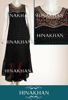 Hina Khan Eid Collection 2013