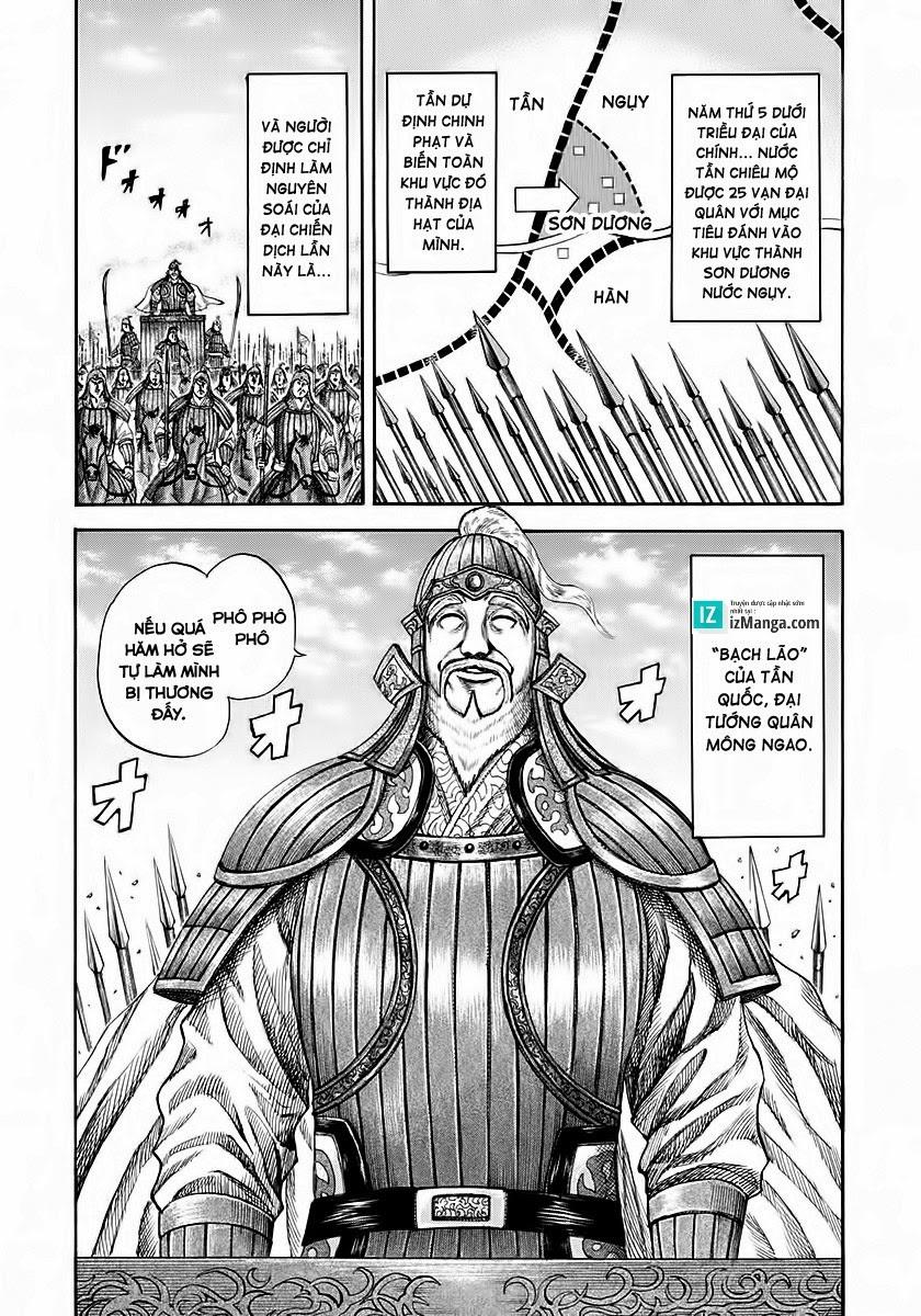Kingdom – Vương Giả Thiên Hạ (Tổng Hợp) chap 189 page 3 - IZTruyenTranh.com