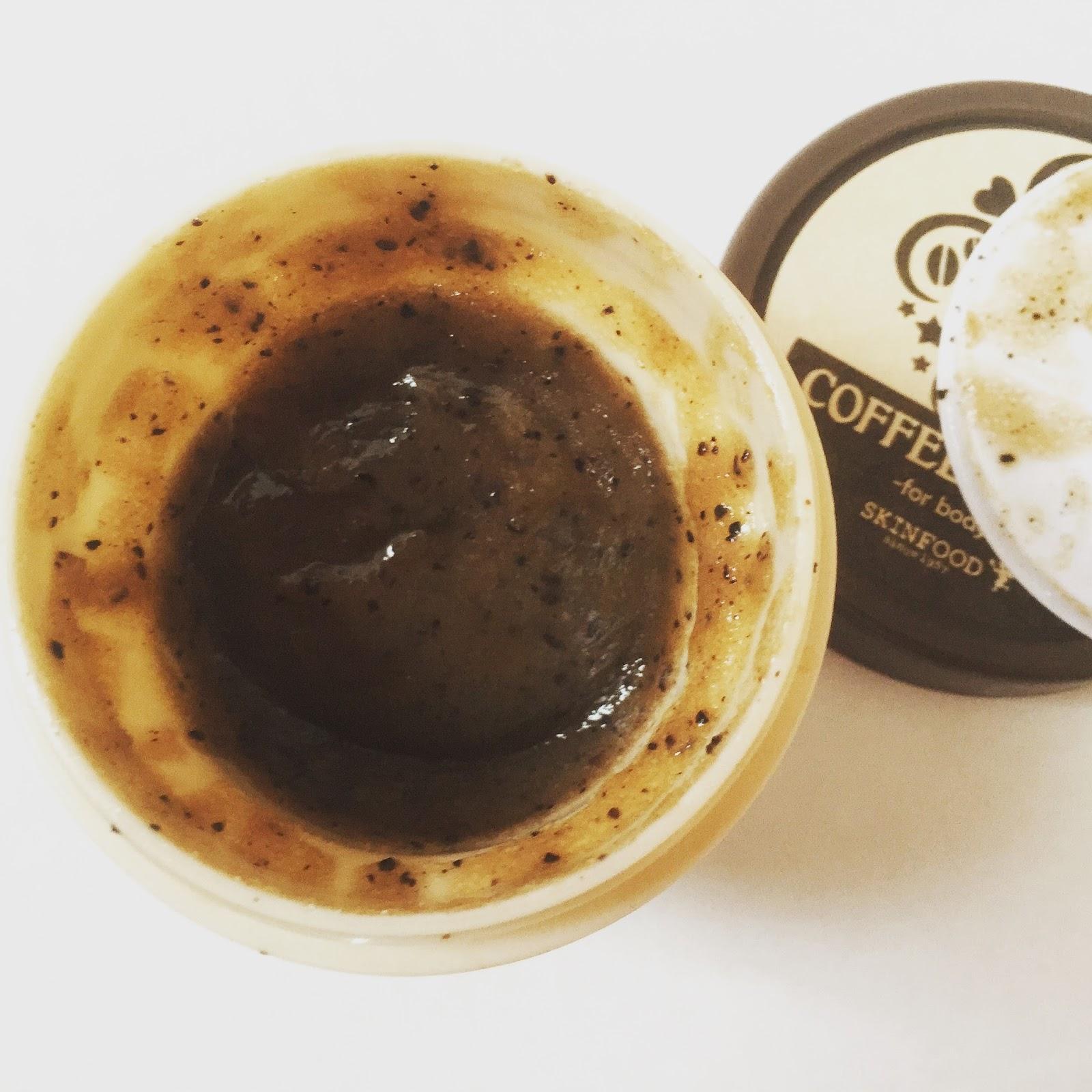 SKINFOOD COFFEE SCRUB