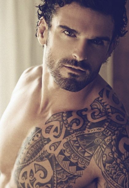 Handsome Devil Stuart Reardon - Top Underwear Male Model