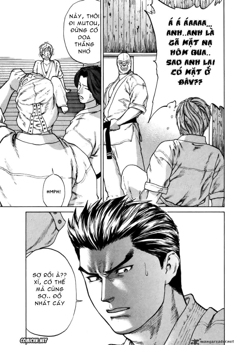 Karate Shoukoushi Kohinata Minoru chap 2 Trang 9