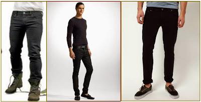 Consejos para comprar unos jeans de Hombre