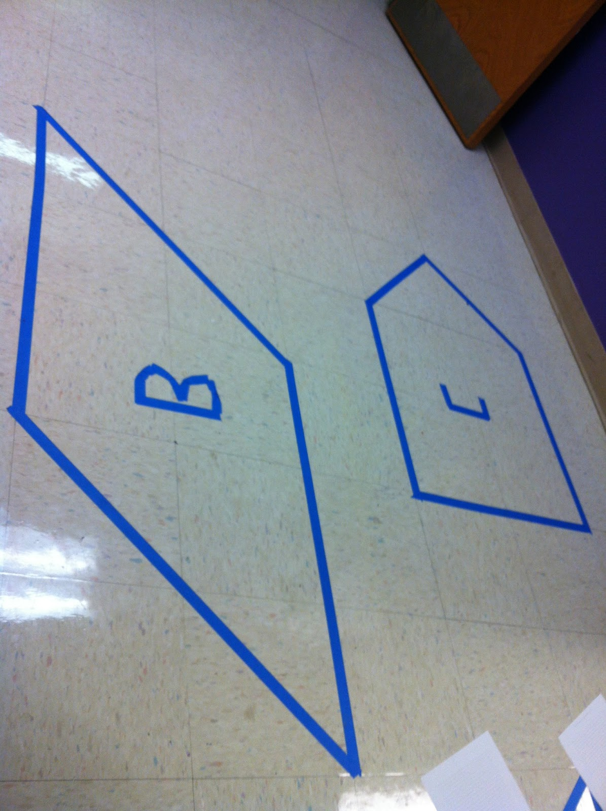 Ramblings of a fifth grade teacher...: Area, Perimeter, and 3D ...