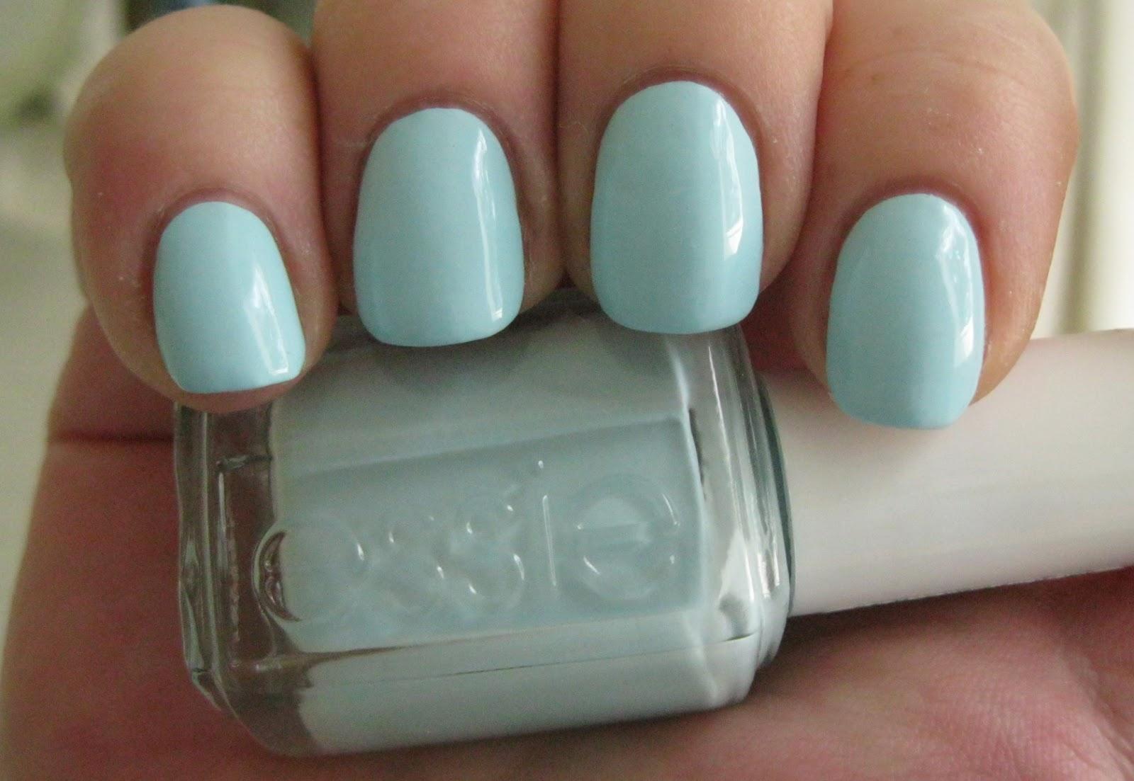 Lacquer Slacker Liz: Essie Mint Candy Apple