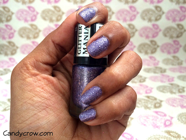Maybelline ColorShow Paparazzi Purple Review