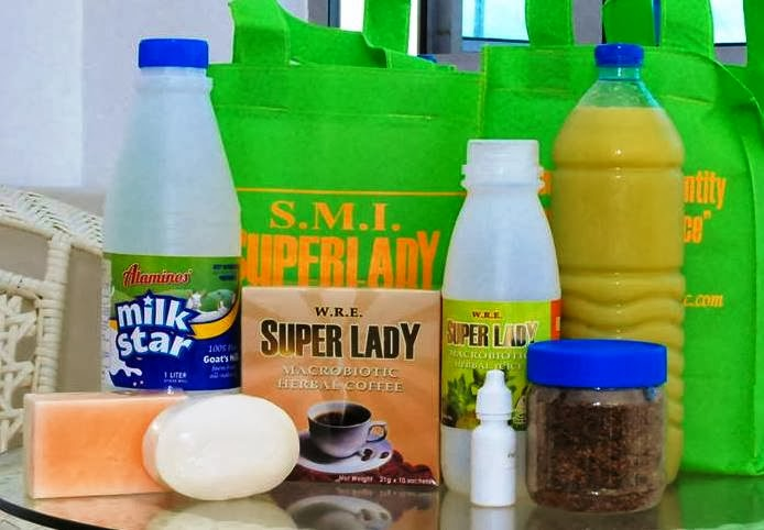 Superlady's Macrobiotic Products