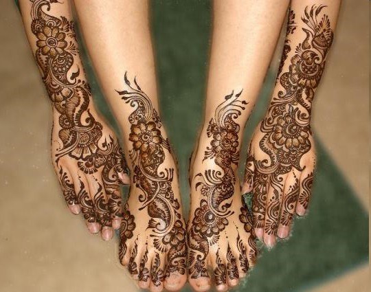 Mehndi Design Couple Hands : Mehndi designs beautiful arabic for hands