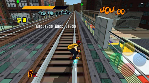 Jet Set Radio apk