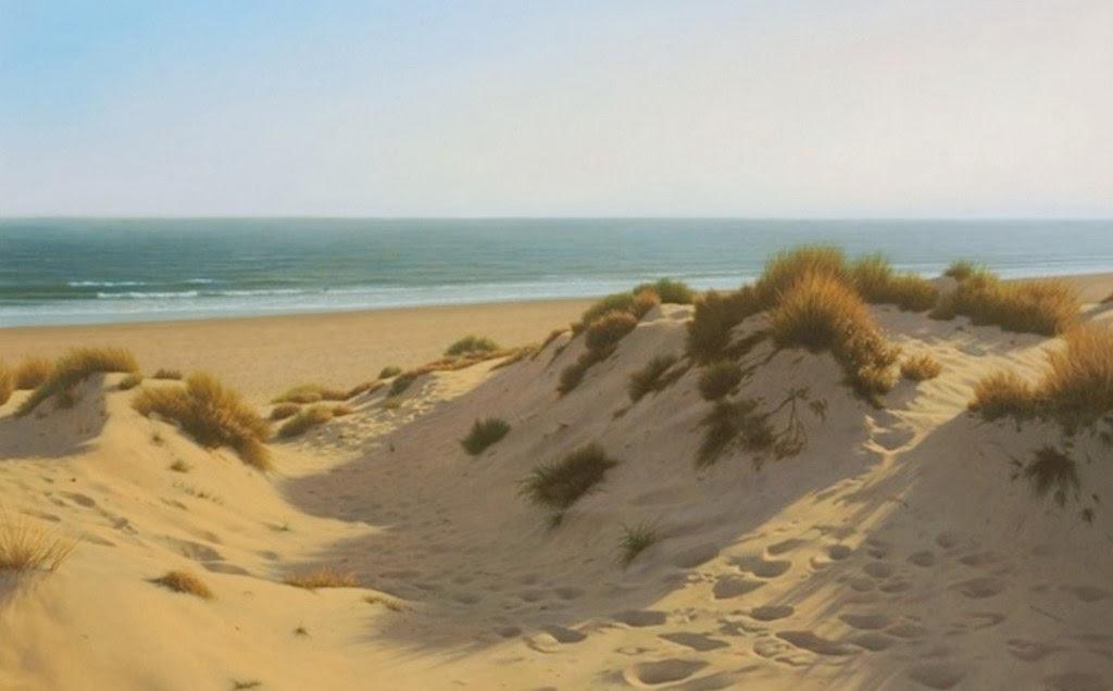 pinturas-hiperrealistas-de-playas