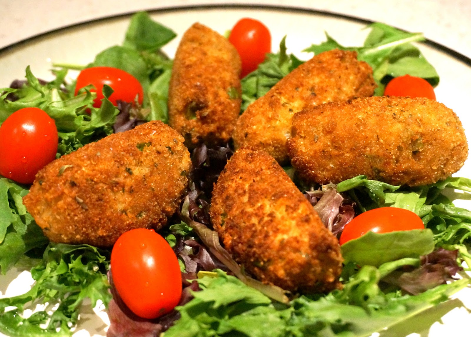 Salmon Croquettes Recipe: Tasty Way To Boost Your Omega-3 Intake ...