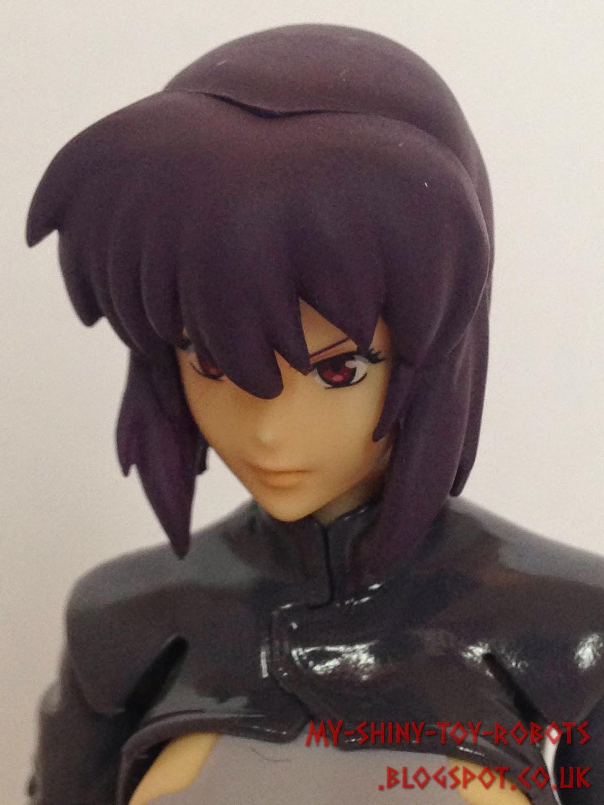 Figma Motoko Kusanagi S.A.C. Ver.