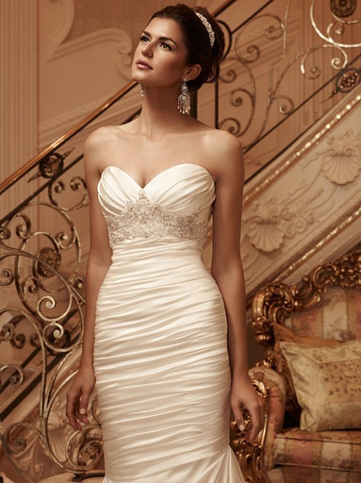 Casablanca Spring 2013 Bridal Wedding Dresses