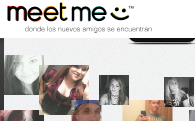 Crear una cuenta en MeetMe con Facebook