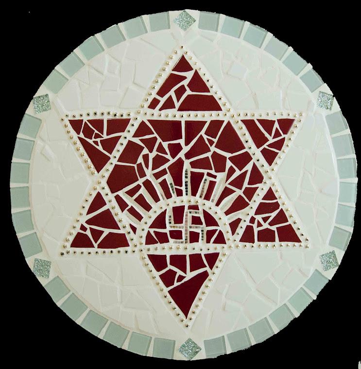 Mandala Pratik Branco