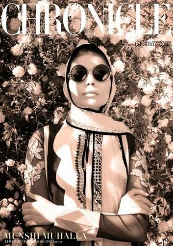 Fahad Hussayn Spring/Summe'14
