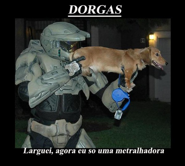 Larguei as dorgas manolo !