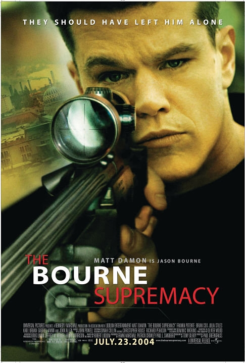 Quyền Lực Của Bourne