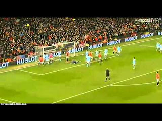 Video Hasil Manchester United vs Manchester City 9 April 2013