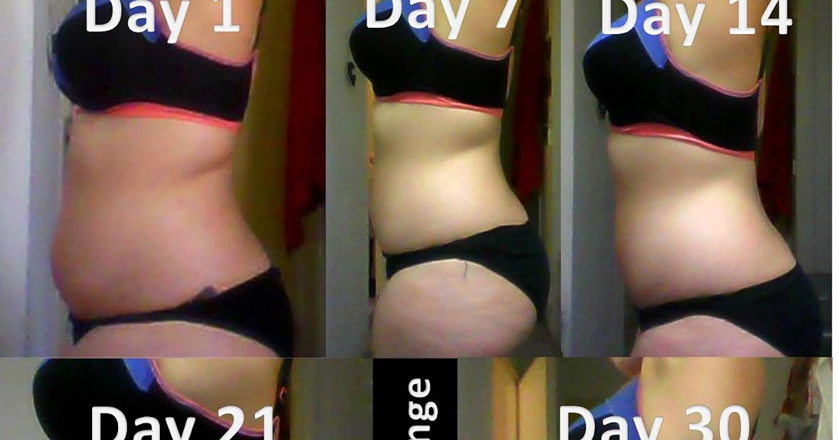 30 Day Challenge Before And After 30 Day Squat Challenge