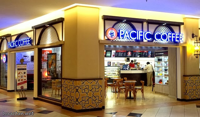 Pacific Coffee Sunway Pyramid
