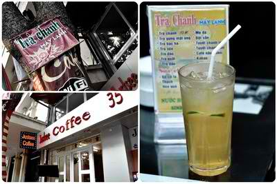 Thưởng thức trà chanh máy lạnh giá 10.000đ ở Hà Nội, dia chi am thuc, ha noi am thuc, dia diem an uong, diem an uong ngon, diemanuong365