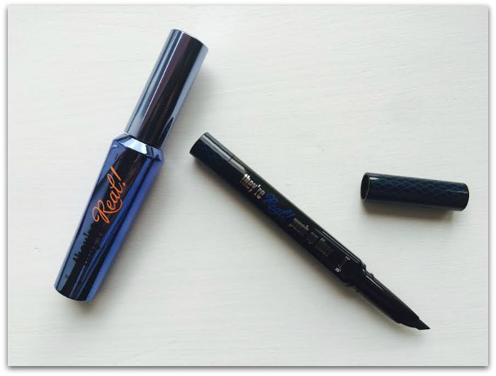 Benefit They're Real Mascara and Push-Up Liner in Beyond Blue