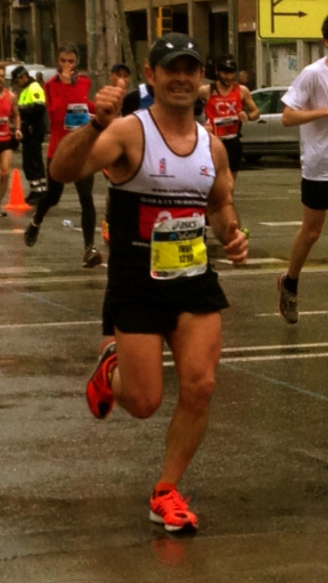Maratón de Barcelona 2013