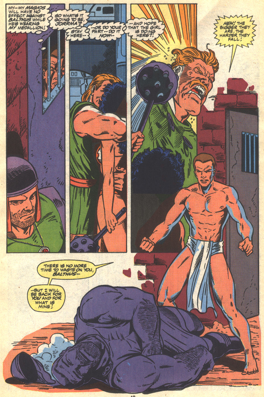 Conan the Barbarian (1970) Issue #235 #247 - English 15