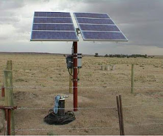 Gambar panel sel surya