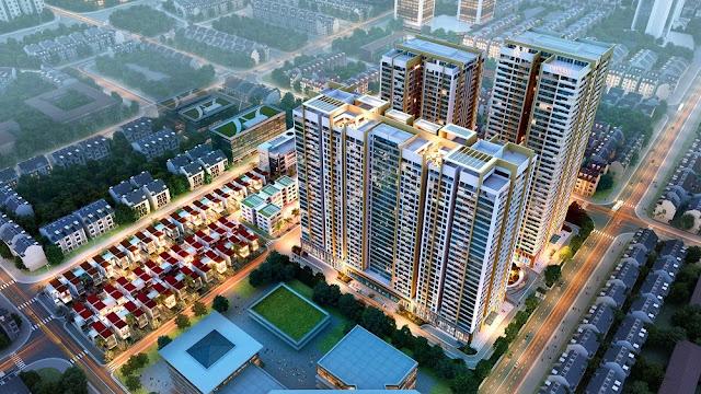 Lựa chọn mua dự án chung cư quanh khu vực Cầu Giấy, Hà Nội