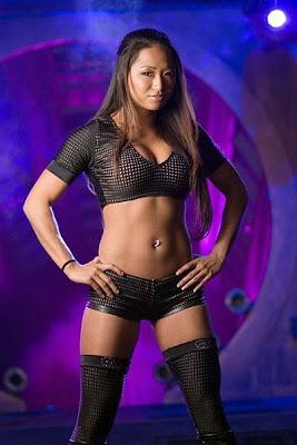 Gail Kim luchadora profesional