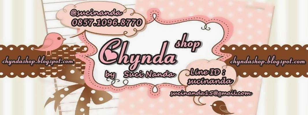 Chynda Shop by Suci Nanda