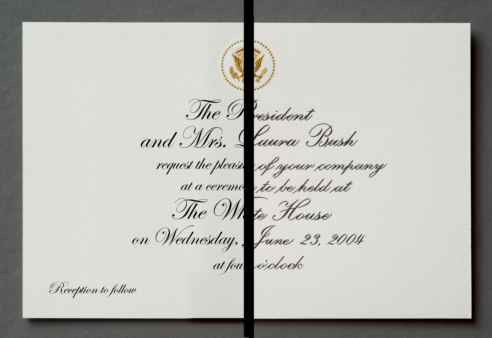 White house calligraphy paperwhite studio white house calligraphy kristyandbryce Image collections