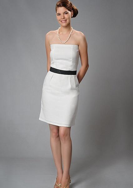 Stylish Short Wedding Dresses