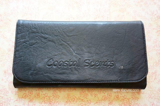 Coastal Scents 12 Piece Brush Set Review, Coastal Scent Brush Set ideal for beginner, USA brand brush set, kuas make up untuk pemula