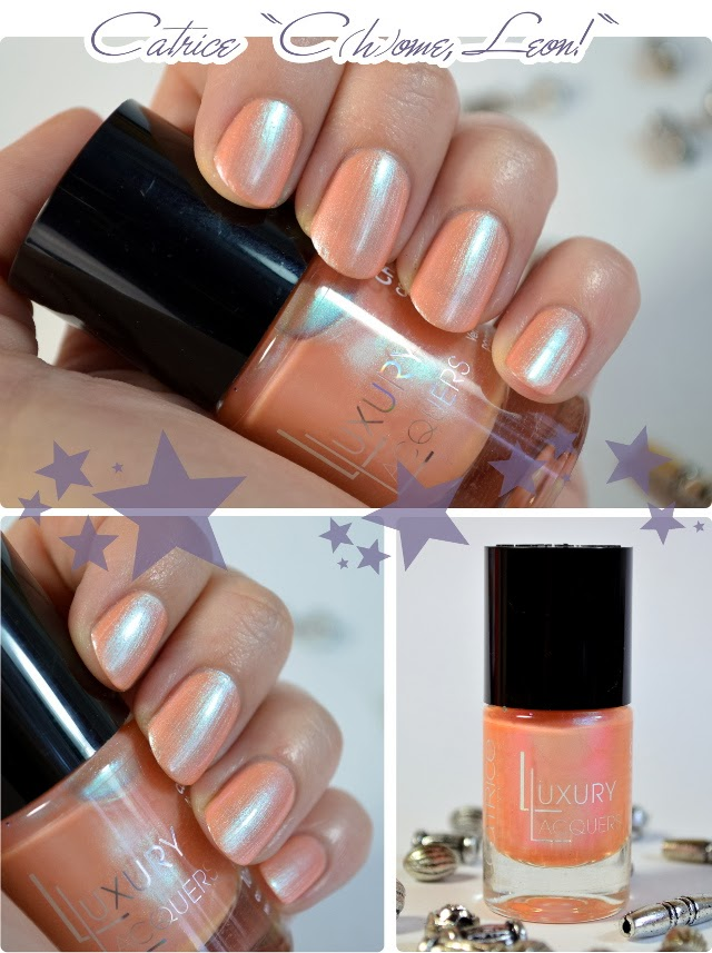 Catrice Luxury Lacquers - C(H)OME,LEON!