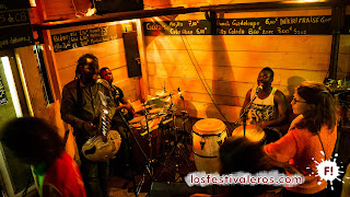 Affro Jazz, Festival, Cultures Bar-bars, Toulouse, 2015, Doumbala, L'Excale.