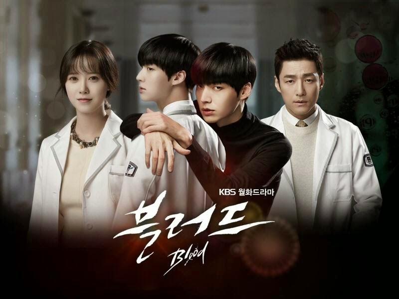Bác Sĩ Ma Khát Máu - Blood KBS 2015