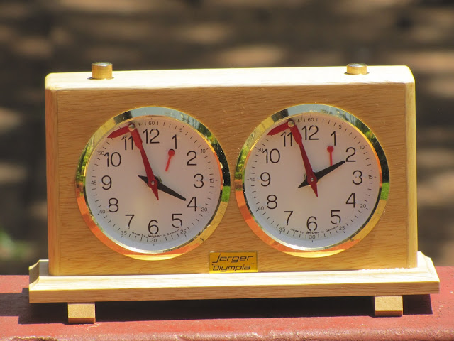 Jerger clock.