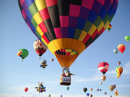 picture of a hot air balloon