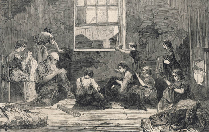 Victorian Children Working