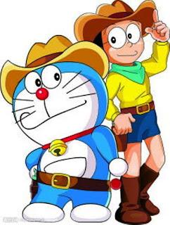 Gambar Doraemon dan Nobita wallpaper