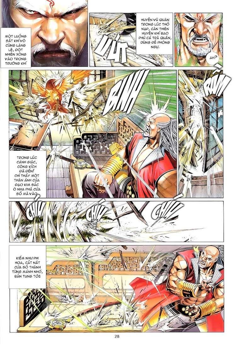 Phong Vân chap 628 Trang 28 - Mangak.info